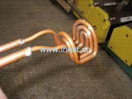 u shape induction coil induction