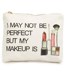 forever 21 perfect makeup bag