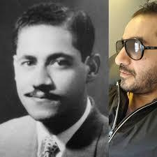 الفنان احمد حلمى حزين على والدة فى ذكرى وفاتة ويوجه له رسالة