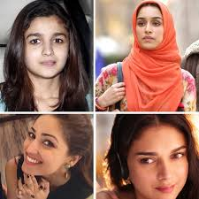bollywood actress who look beautiful
