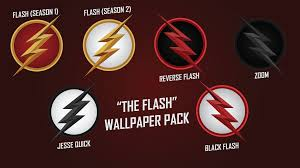 the flash cw wallpaper pack by