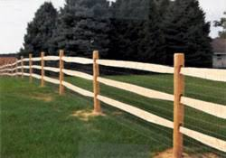 Andon Fencing Our Split Rail Fence Andonfencing Com