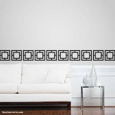 Geo Tiles Wall Decal