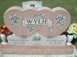 Rayelda Scott Wylie (1924-1998) - Find A Grave Memorial
