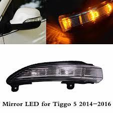 capqx rear view mirror turn signal side