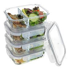 food storage meal prep lunch containers