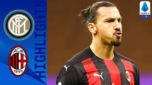 Интер — Милан 1:2 Видео голов и обзор матча — football.ua