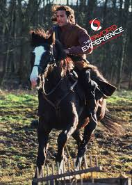 Duncan Macleod rides - The Sword Experience