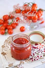 easy low carb homemade ketchup