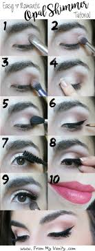 25 prom makeup ideas step by step