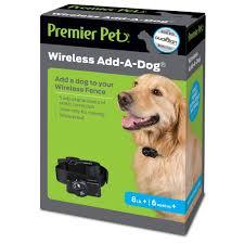Wireless Add A Dog Premier Pet