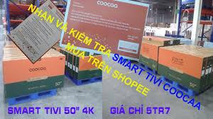 Smart Tivi đáng mua nhất năm 2020 ( Smart Tivi 4K CooCaa 50 inch ...
