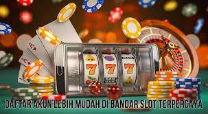 Daftar Lebih Mudah di Bandar Slot Terpercaya - Situs QQ Slot Jackpot Online  Uang Asli Terbaik