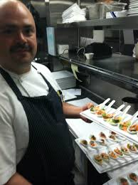 "Sven Mede on Twitter: ""Chef Isaac Gamboa in action #OnePico @ShuttersCA  @EatByTheBlueSea http://t.co/sE9gfjnf7G"""