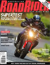 australian road rider magazine