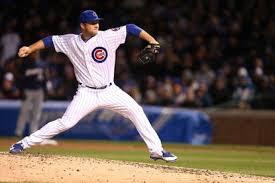 Adam Warren moves up in Cubs' pitching pecking order - Hartford ...