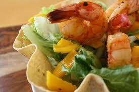 Baja Shrimp Salad Recipe