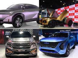 concept cars at Auto Expo 2020: Auto Expo 2020 driven largely by concept  cars, Auto News, ET Auto