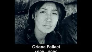 Remembering Oriana Fallaci — Charlie Rose