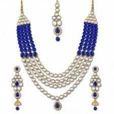necklace set mia collection kundan
