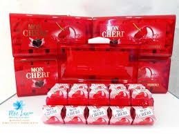 Chocolate Mon Cheri Đức