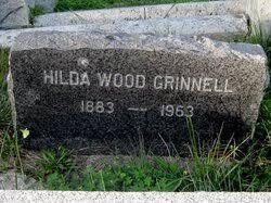 Hilda Wood Grinnell (1883-1963) - Find A Grave Memorial