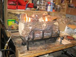 how to prove gas fireplace logs are in