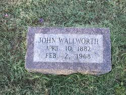 John Wallworth (1882-1968) - Find A Grave Memorial