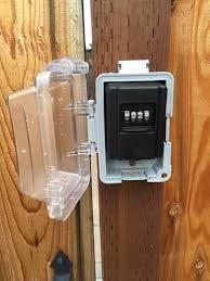 Yardlock 3 25 In X 2 5 In Cast Metal Combination Gate Lock Mbx 2016 3es At The Home Depot Mobile Gate Locks Diy Lock Wood Gate