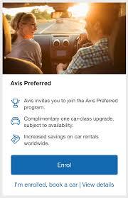 AVIS Signature Series Review | Mapworld Travel