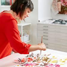 how to decorate an art studio rachael
