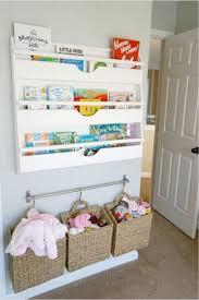10 Genius Toy Storage Ideas For The Nursery Nursery Design Studio