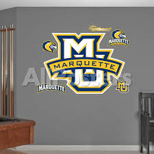 Marquette Golden Eagles Logo Wall Decal Wall Decal Allposters Com