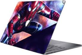 Gadgets Wrap Mcbk Gw20097 Printed Iron Spider Spiderman Skin Top Vinyl Laptop Decal 13 Price In India Buy Gadgets Wrap Mcbk Gw20097 Printed Iron Spider Spiderman Skin Top Vinyl Laptop Decal