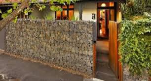 Gabion Fences And Stone Walls Rock Fence Design Usa Fence Design Gabion Fence Cheap Fence