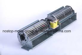 china ac cross flow stove fan 1300
