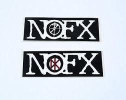 Nofx Stickers Etsy