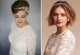 إليك بالصور اجمل تسريحات شعر قصير للاعراس 2020