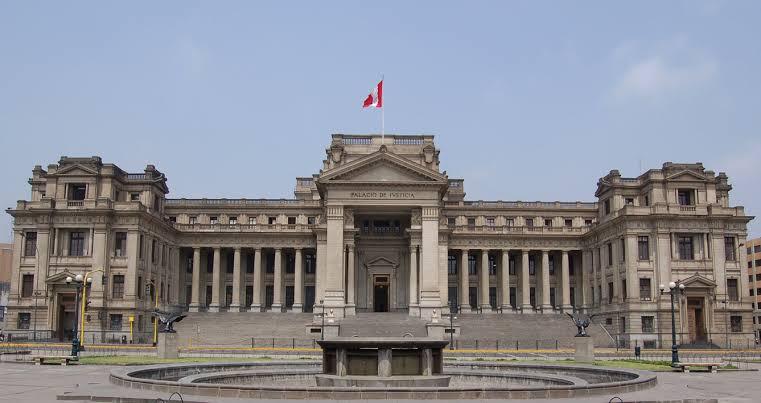 Resultado de imagen para palacio de justicia lima arquitectura