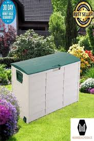 tool box outdoor garden shed storage