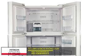 Tủ lạnh Hitachi không chạy, tìm hiểu nguyên nhân tủ lạnh Hitachi không chạy