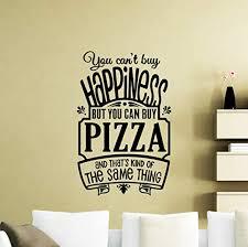 Advertising Boards Shop Signs Custom Restaurant Pizza Pizzeria Shop Sign Text Wall Window Decal Sticker Art Business Office Industrial Supplies Union Cs Co Jp