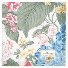 GREENGATE Shop - HIHOLA HOUSE & GARDEN - New: GreenGate Napkin ...