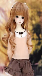 beautiful cute dolls profile dps for