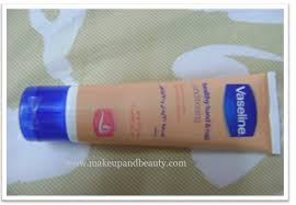 vaseline healthy hand and nail lotion