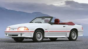 Get The Retro Cool Original Window Sticker For Your Fox Body Ford Mustang
