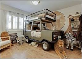 25 Best Indoor Playhouses Jungle Bedroom Theme Safari Bedroom Adventure Room