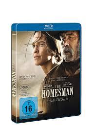 The Homesman: Amazon.it: Jones, Tommy Lee, Swank, Hilary, Gummer ...