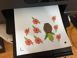 The Best Printable Vinyl Yet For Silhouette Print And Cut Tutorial And Review Silhouette School