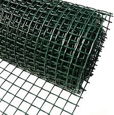 Plastic Garden Fencing 1m X 10m Green 20mm Holes Clematis Netting Mesh Ideal For Plant Pet Vegetable Protection And Climbing Plant Support Net Amazon Co Uk Garden Outdoors
